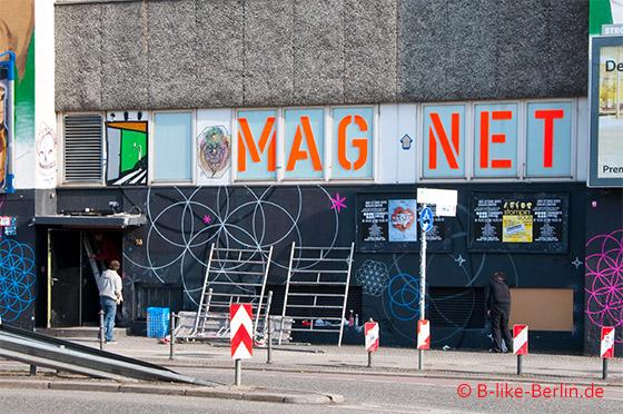 Magnet Club in Kreuzberg