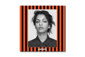 "Neue Single ""Borders"" © M.I.A."